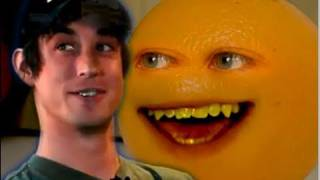 The Annoying Orange Exclusive Interview : The Partners Project Ep. 1