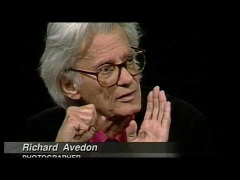 Richard Avedon interview (1999)