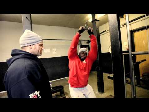 Back Width Workout - Brandon Curry Unleashed S4 EP1