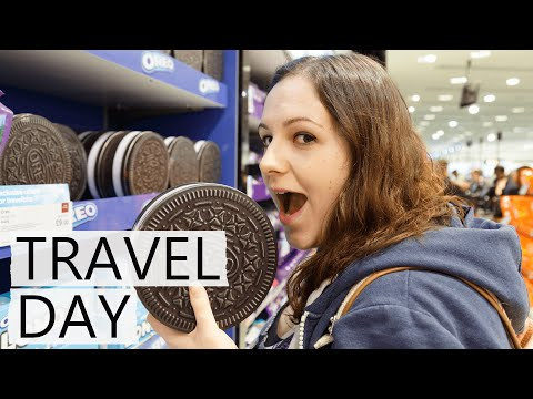 Florida Holiday Vlog 2015 | Day 1 | Travel Day