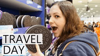 Florida Holiday Vlog 2015 | Day 1 | Travel Day