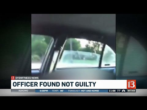 Minnesota officer found not guilty