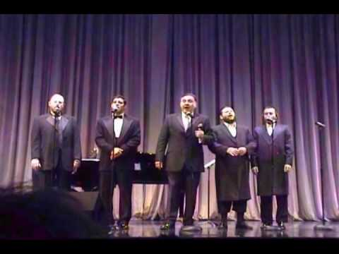 Stark, Hellfgot, Herstik, Rogasnitzky, Albrecht, Shir Hamaalos Composed by Cantor Yossele Rosenblatt