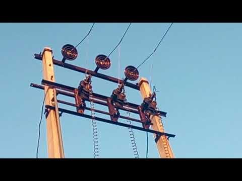 11kv /440 volt Substation | H pole substation with diagram