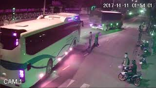 Tai nan bất ngờ vào lúc 01 h 52 ngày 11 tháng 11 năm 2017 TC TECH