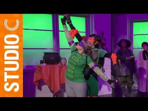 TMNT Dance
