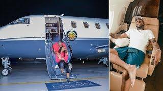 Davido aonesha jeuri ya pesa kwa kununua Private jet, yake mwenyewe