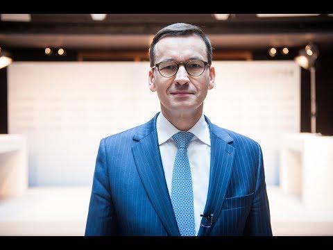 Mateusz Morawiecki po Monachijskiej Konferencji Bezpieczeństwa