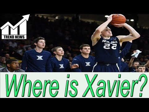 Where is Xavier?