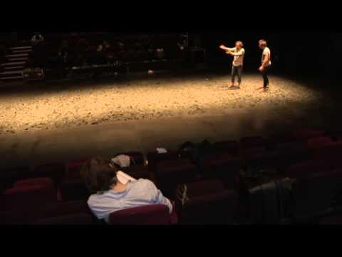 Bérénice de Racine - Mise en scène Yannik Landrein - Théâtre 95 du 8 au 19 octobre 2013