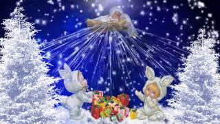 Волшебство Рождества!!! Завораживает!!! Бесплатный футаж.
