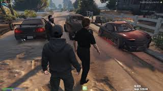 Summi1g Who is the best Driver in Chang Gang Gta 5 Rp Nopixel (All Angles)
