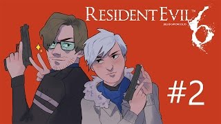 Resident Evil 6 with Northernlion [Episode 2]