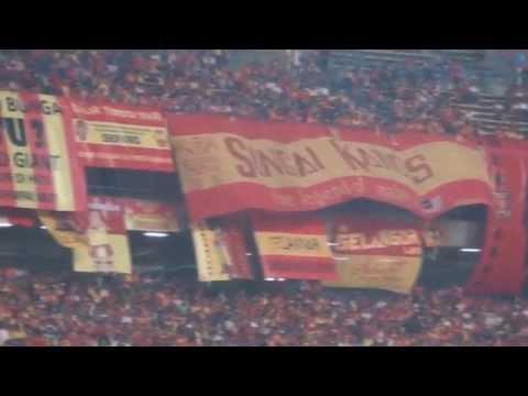 Selangor vs JDT - THE ATMOSPHERE