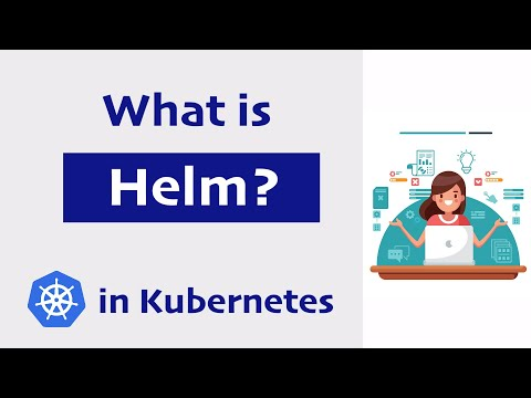 What is Helm in Kubernetes? Helm and Helm Charts explained