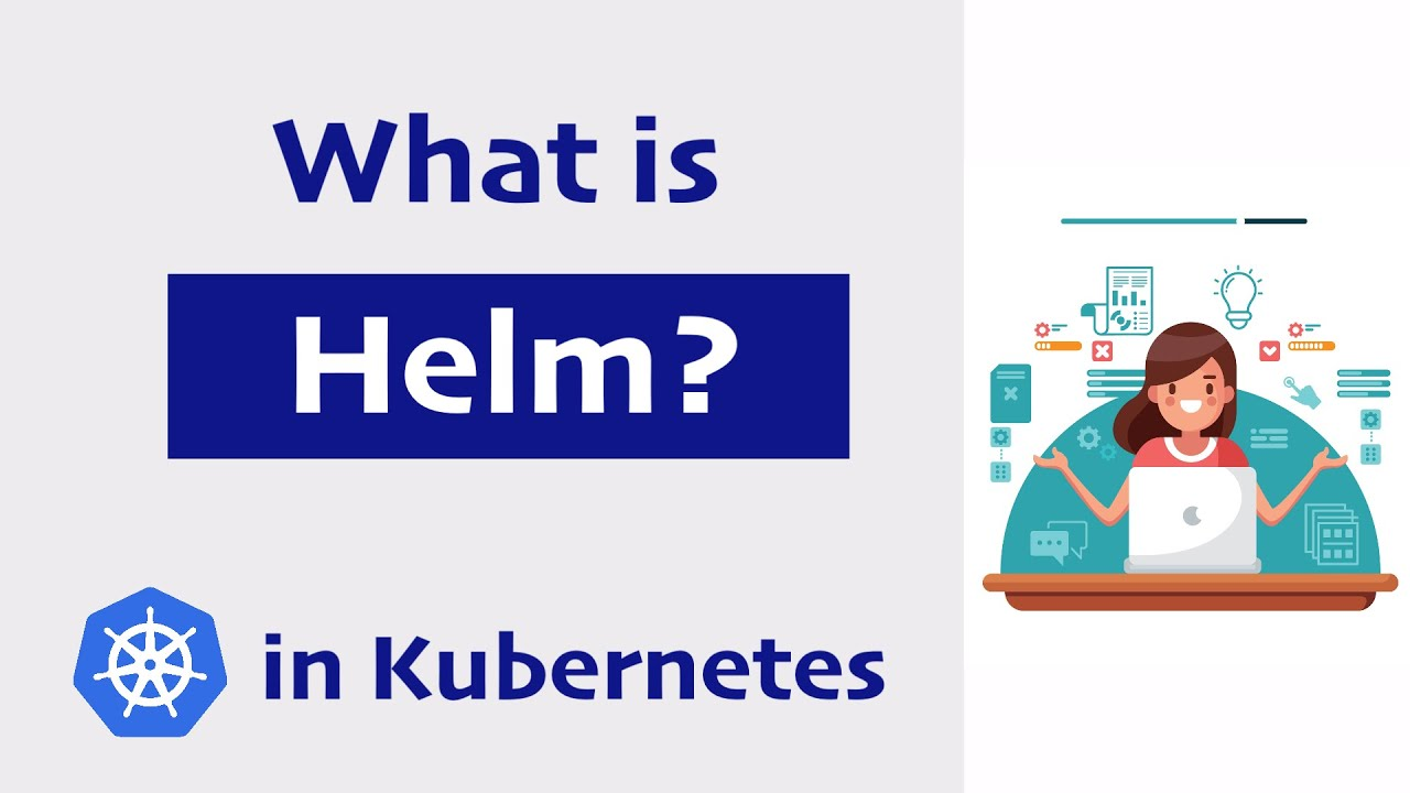 Download What is Helm in Kubernetes? Helm and Helm Charts explained  | Kubernetes Tutorial 23