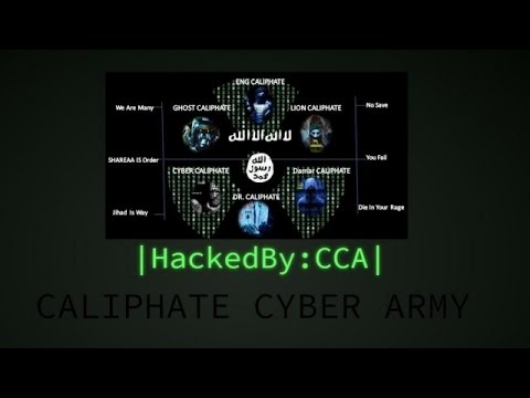 Pro-ISIS Hacking Group Tries To Hack Google But Gets The Wrong Site - Newsy