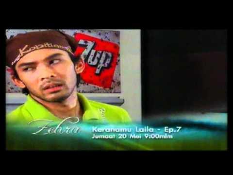 Promo Keranamu Laila - Eps. 7 (Zehra) @ Tv3! (20/5/2011)