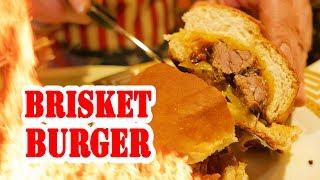 Beef Brisket Burger - BBQ Grill Rezept Video - Die Grillshow 247