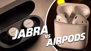 JABRA ELITE ACTIVE 75T VS AIRPODS 2