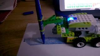 Lego WeDo 2.0/ robo-painter