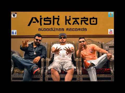 Aish Karo   Ace Boogiee feat Sabih Nawab (Audio)