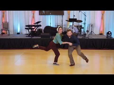 ILHC 2017   Open Classic Prelims   Gary Grimm & Katie Leatherberry