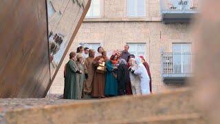 Den första julen i Funikularen