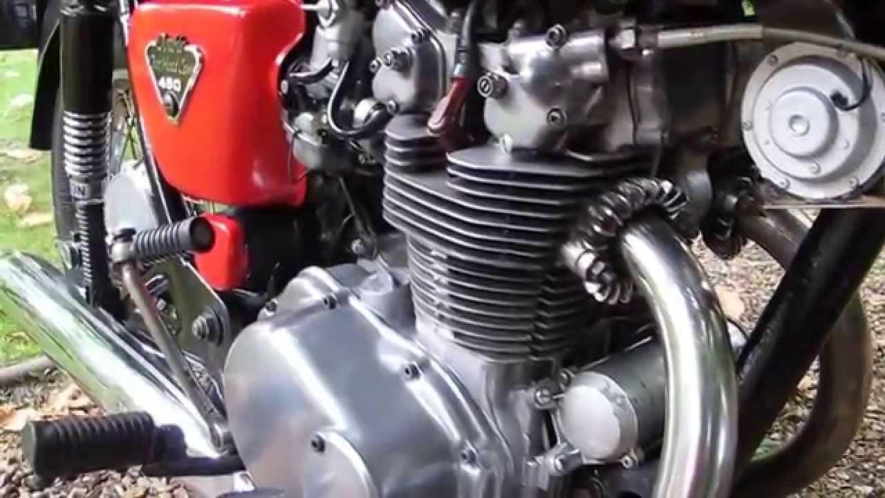 Honda Cb450 K1 Youtube Cb750 Engine Cutaway