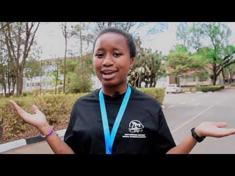 FEMI ONE - SPEAKING AT THE 10TH ANNUAL NATIONAL SECONDARY SCHOOL STUDENTS LEADERS CONFERENCE