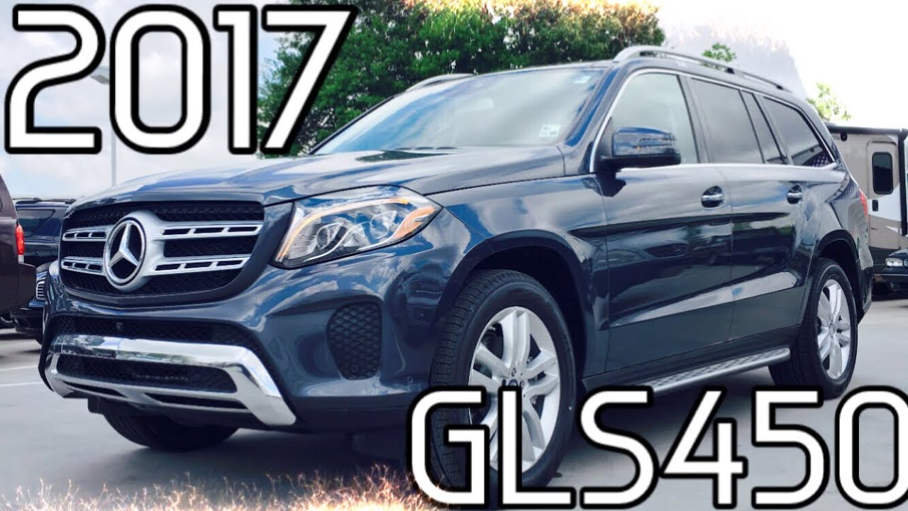 2017 mercedes benz gls class gls450 4matic full review start up exhaust youtube. Black Bedroom Furniture Sets. Home Design Ideas