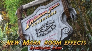 New Eyes of Mara Effect - Indiana Jones and the Temple of the Forbidden Eye