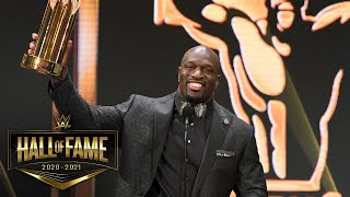 Titus O'Neil is the 2020 Warrior Award recipient: WWE Hall of Fame 2020