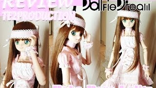 Review Dollfie Dream Robe Lolita Rose