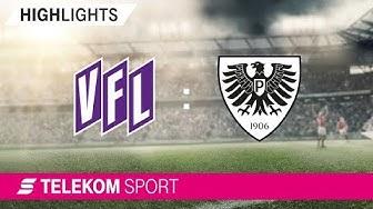 VfL Osnabrück - SC Preußen Münster | Spieltag 5, 18/19 | Telekom Sport