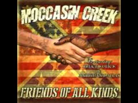 "MOCCASIN CREEK feat Bruce Kulick - ""Friends Of All Kinds"" single version 2013 (Charlie Bonnet III)"
