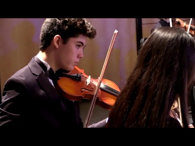 08 DHS Chamber Orchestra–Overture to The Magic Flute, Mozart