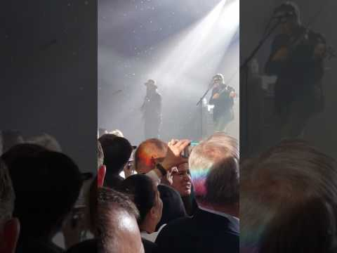 Zac Brown Band - Enter Sandman (Metallica cover Rick Hendrick HOF Party)