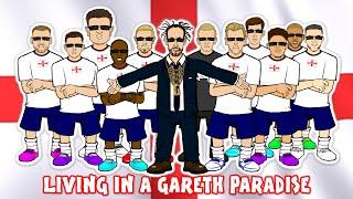 LIVING IN A GARETH PARADISE Ukraine vs England 0 4 Euro 2020 Highlights Kane Henderson Maguire
