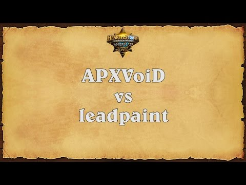 APXVoiD vs leadpaint - Americas Summer Preliminary - Match 6