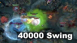 Alliance vs monkey(Business) Huge 40k Swing!