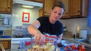 Tops In Blue Strawberry Trifle.wmv