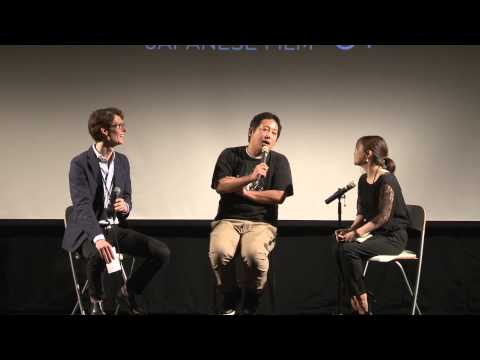 HIBI ROCK: Puke Afro and the Pop Star Q&A - Japan Cuts 2015