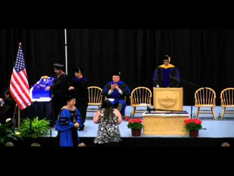 Hartwick College Honors Convocation