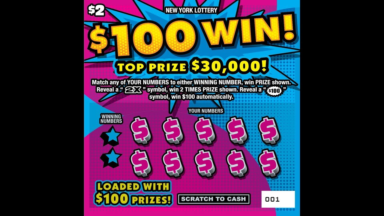 $2 - $100 WIN - WIN! Lottery Bengal Scratch Off instant tickets NEW TICKET  TUESDAY WIN!