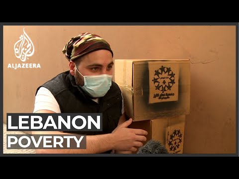 COVID-19: Almost Half Of Lebanon Now Lives Below Poverty Line