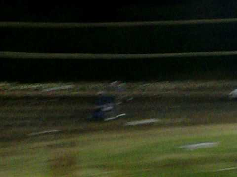 Nowing Heat 3 @ Coles County Speedway 7-18-09