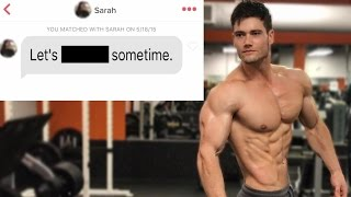 Reading My Tinder Messages | Chest Workout