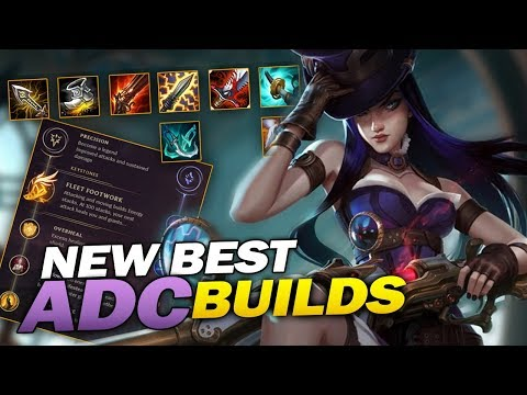 New Best Builds for ALL ADCs in Patch 9.3