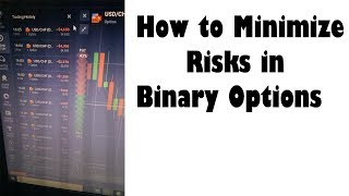 How to Minimize Risks in Binary Options | Hindi-Urdu Video